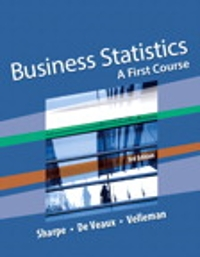 Business Statistics 3rd Edition 9780134462721 0134462726