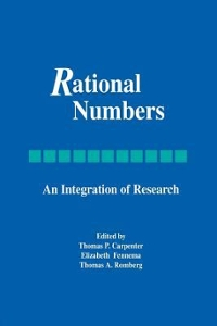 Rational Numbers 1st Edition 9781138984530 1138984531