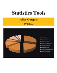 Statistics Tools 2nd Edition 9781514437698 1514437694