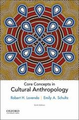 Core Concepts in Cultural Anthropology 6th Edition 9780190459734 0190459735