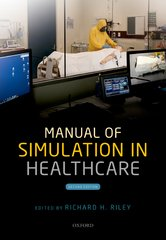 Manual of Simulation in Healthcare 2nd Edition 9780191027178 0191027170