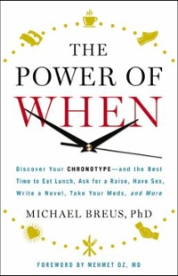 The Power of When 1st Edition 9780316391269 0316391263