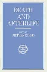 Death and Afterlife 1st Edition 9781349105267 1349105260