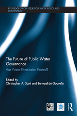 The Private Sector and Water Pricing in Efficient Urban Water Management 1st Edition 9781317652717 1317652711