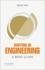 Writing in Engineering 1st Edition 9780199343553 0199343551