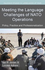 Meeting the Language Challenges of NATO Operations 1st Edition 9781137312563 1137312564