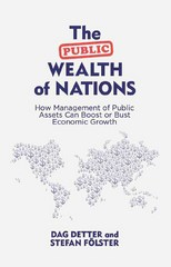The Public Wealth of Nations 1st Edition 9781137519863 113751986X