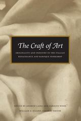 The Craft of Art 1st Edition 9780820349947 0820349941