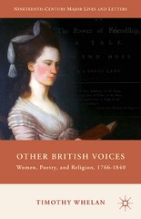 Other British Voices 1st Edition 9781137343611 1137343613