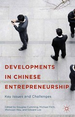 Developments in Chinese Entrepreneurship 1st Edition 9781137412508 113741250X