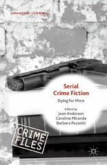 Serial Crime Fiction 1st Edition 9781137483690 1137483695