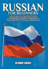 Russian for Beginners 1st Edition 9781329641952 1329641957