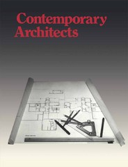 Contemporary Architects 1st Edition 9781349041848 134904184X