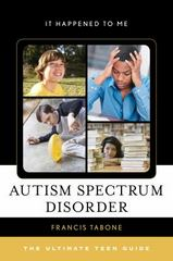 Autism Spectrum Disorder 1st Edition 9781442262423 1442262427