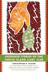 Cherokee Stories of the Turtle Island Liars' Club 1st Edition 9781469629988 1469629984