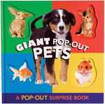 Giant Pop-Out Pets 0 9780811862998 0811862992