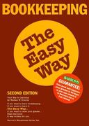 Bookkeeping the Easy Way 2nd edition 9780812043716 0812043715