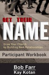 Get Their Name: Participant Workbook 1st Edition 9781501825460 1501825461