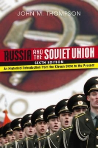 Russia and the Soviet Union 6th edition 9780813343952 081334395X