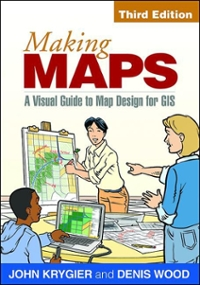 Making Maps, Third Edition 3rd Edition 9781462509980 1462509983