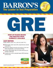 GRE 21st Edition 9781438067360 1438067364