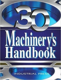 Machinery's Handbook, 30th Edition, Toolbox Edition 30th Edition 9780831130916 0831130911