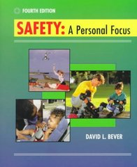 Safety 4th Edition 9780815107323 0815107323