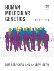 Human Molecular Genetics 4th Edition 9780815341499 0815341490