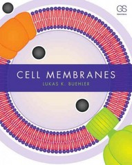 Cell Membranes 1st Edition 9781317335603 1317335600