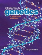 Introduction to Genetics 0 9780815365099 0815365098