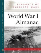 World War I Almanac 1st edition 9780816071340 0816071349
