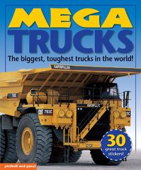 Mega Trucks 1st Edition 9781438009186 1438009186