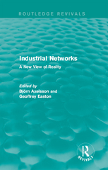 Industrial Networks 1st Edition 9781317244592 1317244591