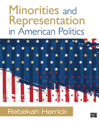 Minorities and Representation in American Politics 1st Edition 9781483386829 1483386821