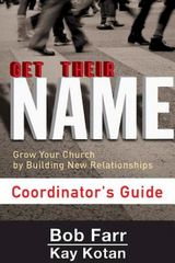 Get Their Name: Coordinator's Guide 1st Edition 9781501825446 1501825445