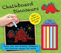 Chalkboard Dinosaurs 1st Edition 9780764168703 0764168703