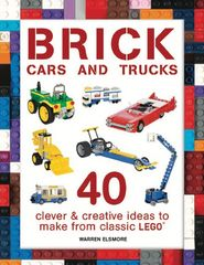 Brick Cars and Trucks 1st Edition 9781438008813 1438008813