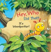 Hey, Who Did That? 1st Edition 9780764168680 0764168681