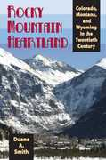 Rocky Mountain Heartland 0 9780816527595 0816527598