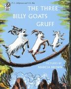 The Three Billy Goats Gruff 0 9780156901505 0156901501