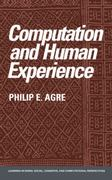 Computation and Human Experience 0 9780521384322 052138432X