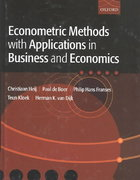 Econometric Methods with Applications in Business and Economics 1st Edition 9780199268016 0199268010