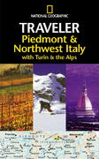 National Geographic Traveler: Piedmont & Northwest Italy, with Turin and the Alps 0 9780792241980 0792241983