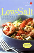 American Heart Association Low-Salt Cookbook 2nd edition 9780609809686 0609809687