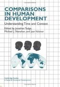 Comparisons in Human Development 1st edition 9780521087957 0521087953