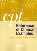 CPT Reference of Clinical Examples 1st edition 9781579478742 1579478743
