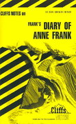 CliffsNotes on Frank's The Diary of Anne Frank 1st edition 9780822003908 0822003902