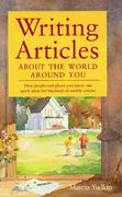 Writing Articles About the World Around You 1st Edition 9780898798142 0898798140