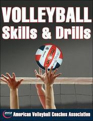 Volleyball Skills and Drills 0 9780736058629 0736058621