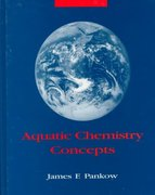 Aquatic Chemistry Concepts 1st edition 9780873711500 0873711505